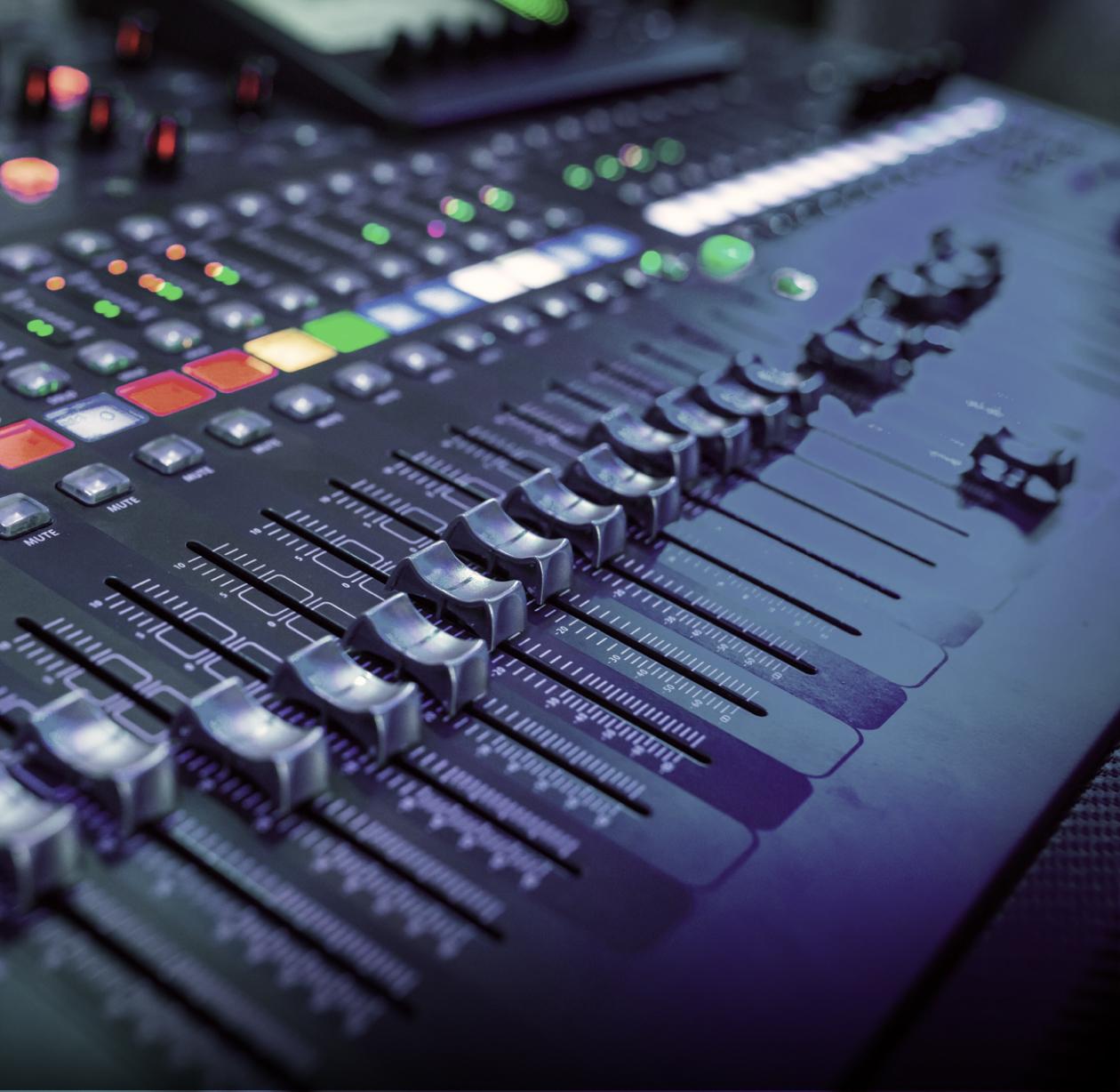 Студия звукозаписи, Студия звукозаписи Top Records Санкт-Петербург
